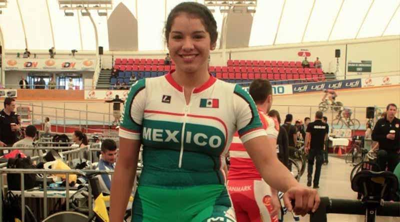 Ciclista Yuseli Mendivil prueba profesionalismo en Estados Unidos