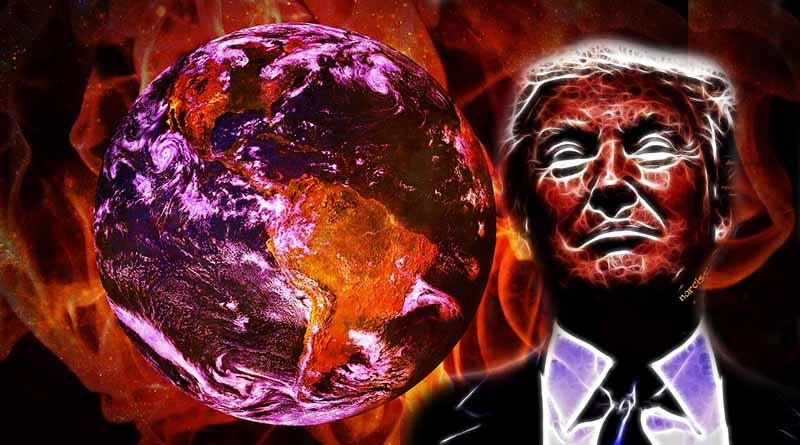 Con orden de Trump, EUA incumplirá metas para reducir calentamiento global