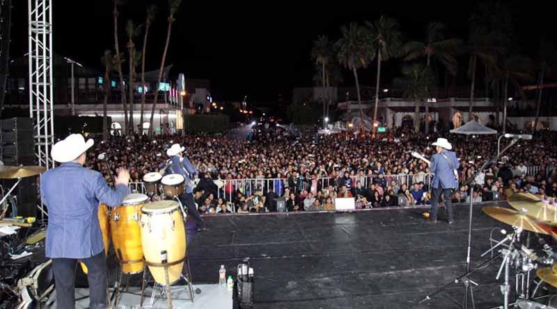 Con éxito concluye la edición 2017 del Carnaval La Paz