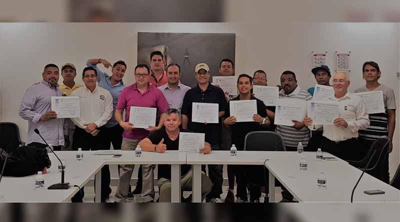 Logra SECTUR un grupo más de Guías de Turistas que cuentan con diplomado de formación