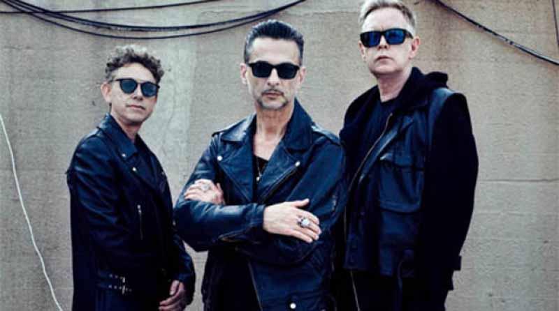 """Depeche Mode confirma que visitará México con su gira """"Global spirit tour"""""""