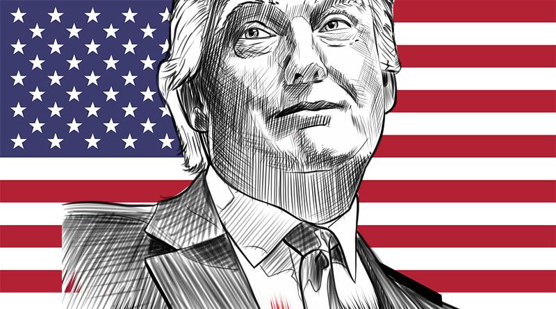 Líder demócrata considera intrascendente el mensaje de Trump