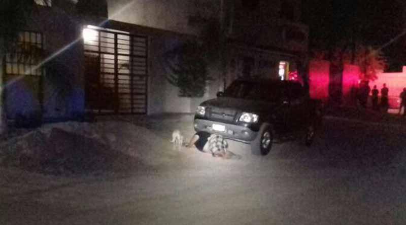 Matan a balazos a dos hombres de manera simultánea en La Paz