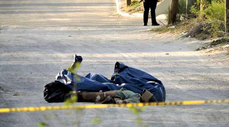 Localizan tres cuerpos torturados en brecha de San José del Cabo; dos embolsados