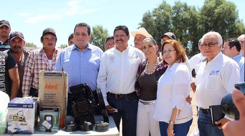 Mantenemos el compromiso con la zona rural, Alcalde de La Paz