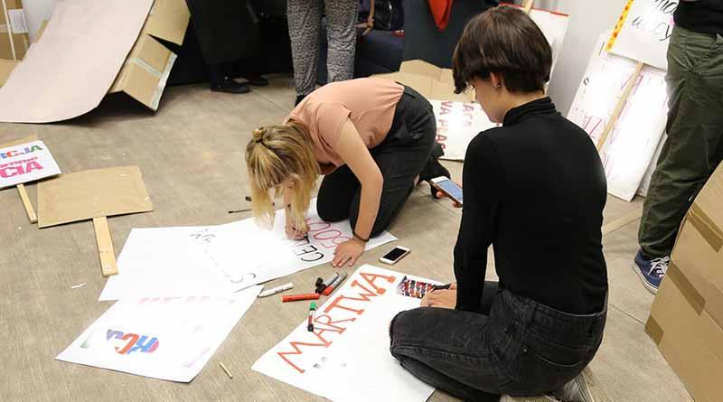 Italia celebra el Día Internacional de la Mujer con huelgas y marchas