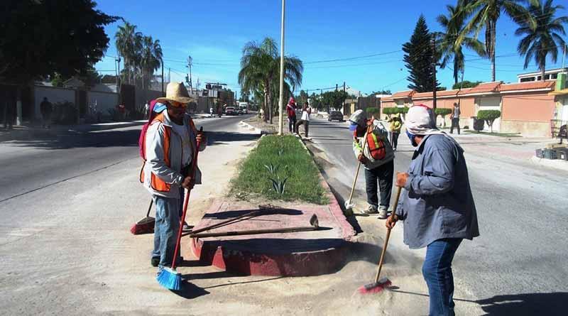 Invita Vigilancia y Ecología Municipal a No Tirar Basura y Sumarse al esfuerzo del Ayuntamiento