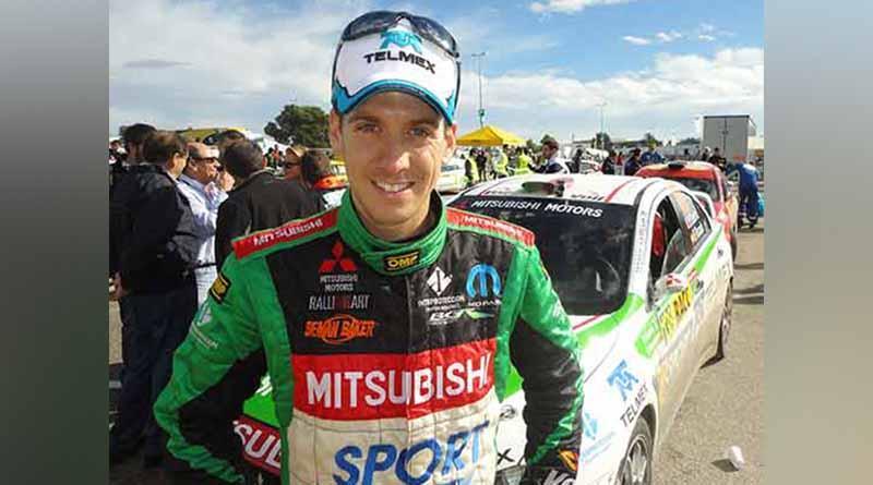 Mexicano Benito Guerra es tercero en categoría WRC2 de Rally Guanajuato