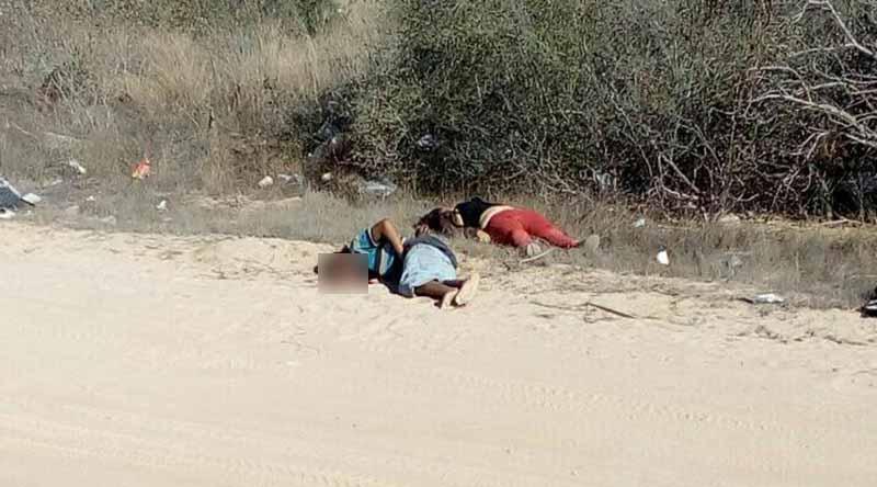 Encuentran a un hombre y una mujer  sin vida en  Las Veredas de SJC