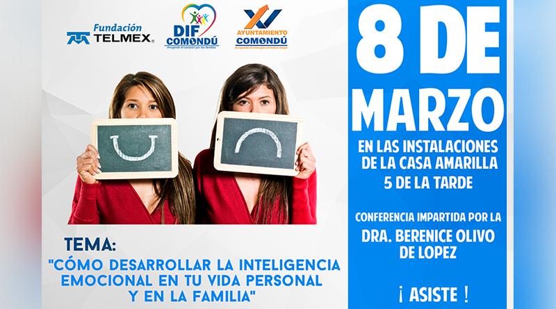 """Magistral Conferencia """"Como Desarrollar la Inteligencia emocional en tu vida personal y Familiar"""""""