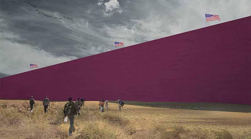Mayoría de californianos se opone a muro de Trump