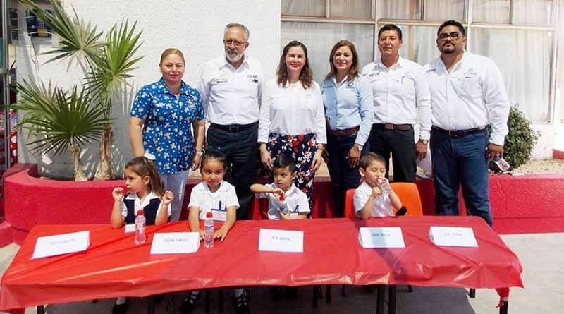 Presidenta de DIF Municipal Instala  de Club de Salud del Niño