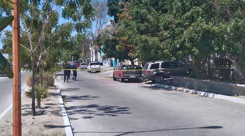 Realizan disparos al exterior del CITA en La Paz