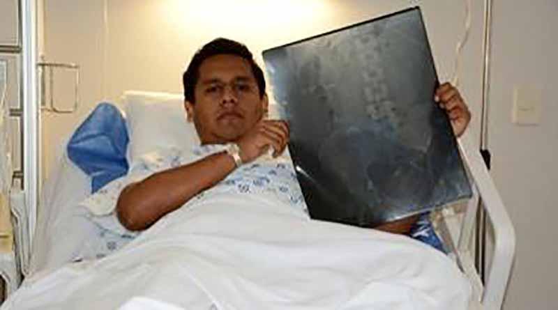 Dos muertos por conflicto sindical en Veracruz; reportero herido por bala perdida