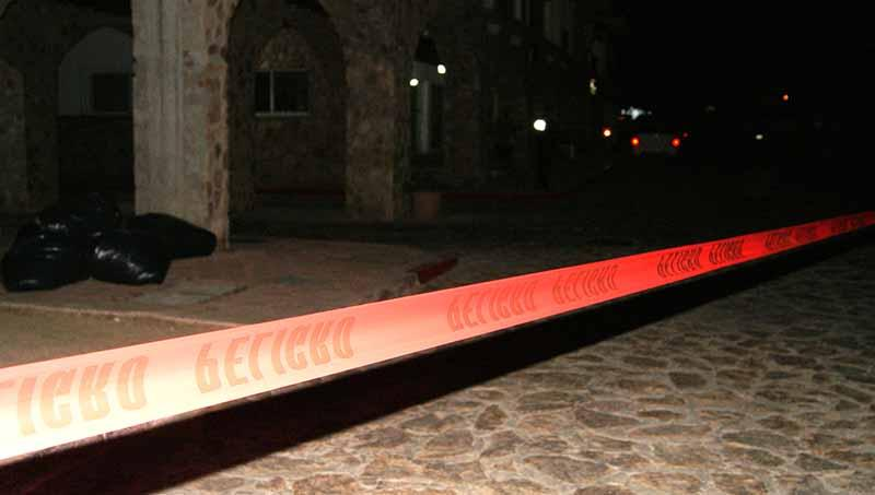 Reportan restos humanos en zona centro de CSL
