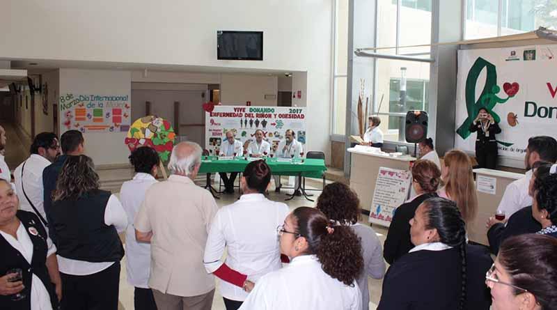 A través de la prevención impulsan una mejor salud renal para los sudcalifornianos