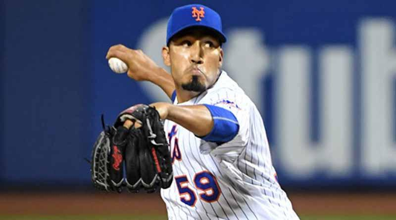 Beisbolista mexicano Salas cumple pese a derrota de su club Mets de Nueva York