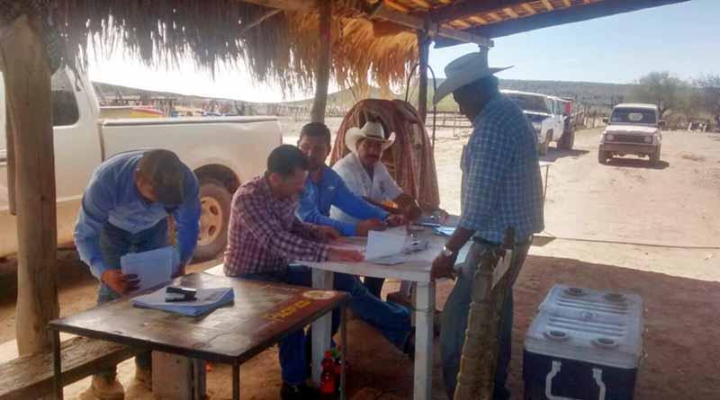 Ayuntamiento de Comondú Acerca Servicios de SINIIGA a Ganaderos