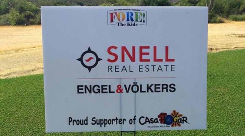 Agencia de Bienes Raíces de Los Cabos Engel & Völkers Snell Real Estate, gana premio International Property Awards