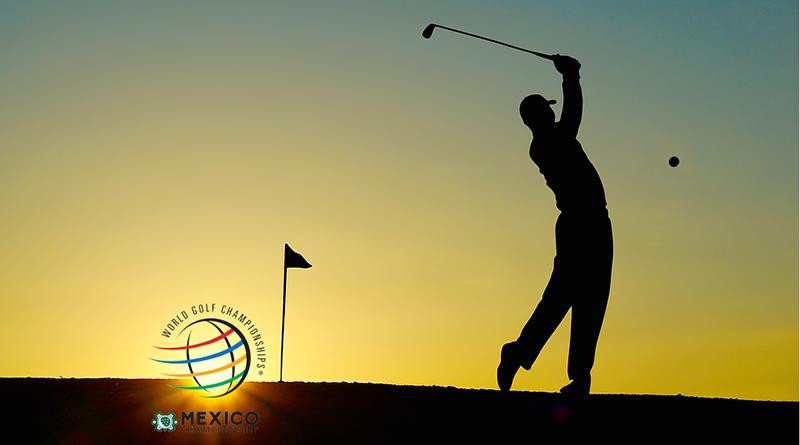Inicia el World Golf Championships en la Ciudad de México