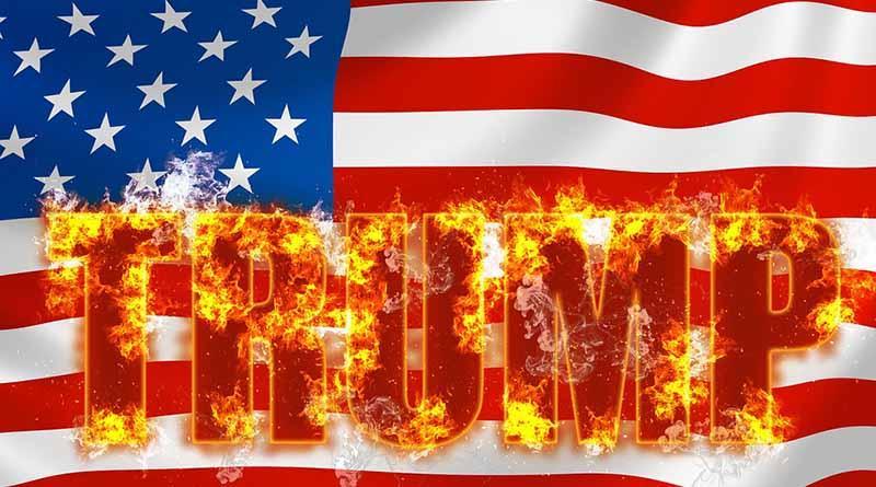 Trump arrecia guerra retórica contra Obama