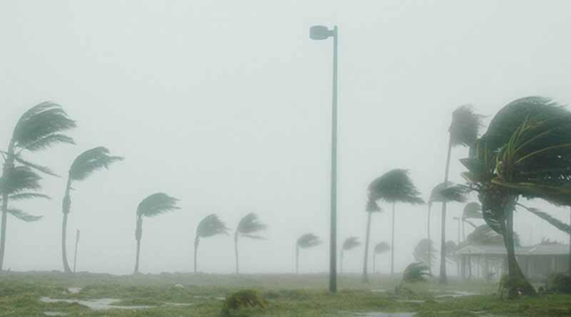 Vientos fuertes y lluvias se registrarán este lunes en la mayor parte del país