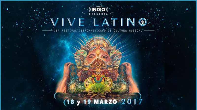 Miles de melómanos gozan inicio del festival Vive Latino en Foro Sol