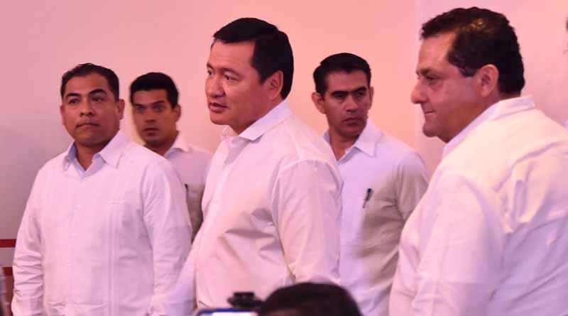 Encabeza Osorio Chong reunión del grupo de coordinación de seguridad para Baja California Sur