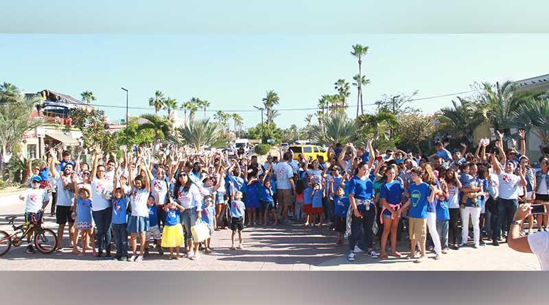 DIF Los Cabos y red autismo conmemoran día mundial del espectro autista