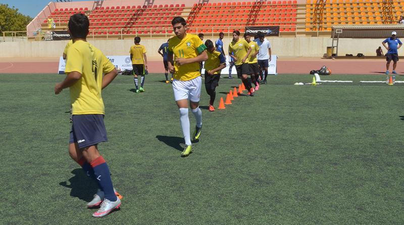 Con el apoyo del Gobierno de Los Cabos,  54 maestros participarán en los juegos deportivos nacionales del SNTE