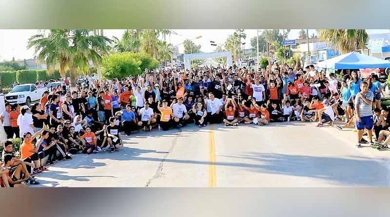 Ayuntamiento te Invita a la Carrera 5K Presidente