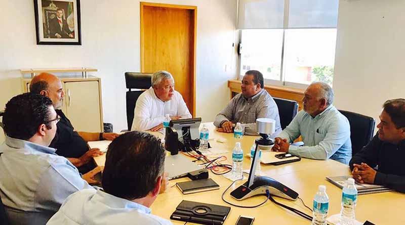 Impulsarán gobierno del estado y Conapesca proyectos estratégicos de alcance estatal