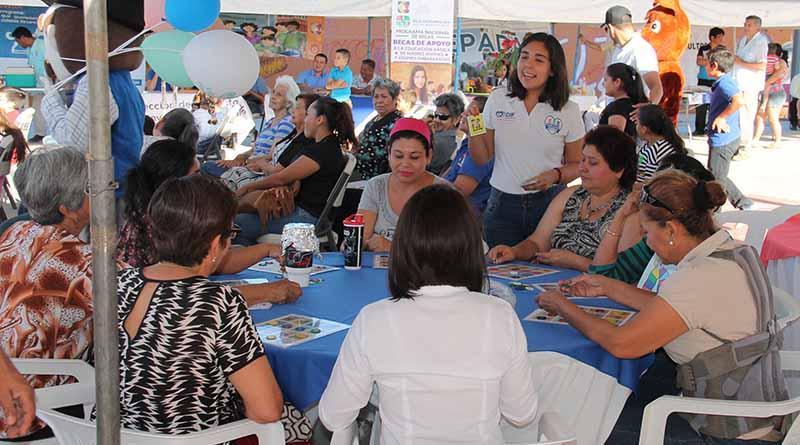 Participa SEDIF y visión familia  en jornadas interinstitucionales de Vivir en Paz