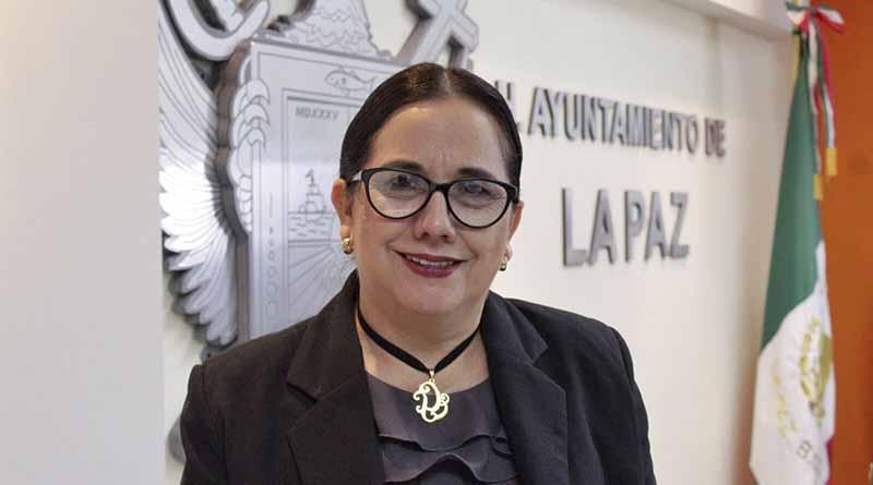 Electa Gabriela Bojórquez Aldapa como Directora del IMPLAN