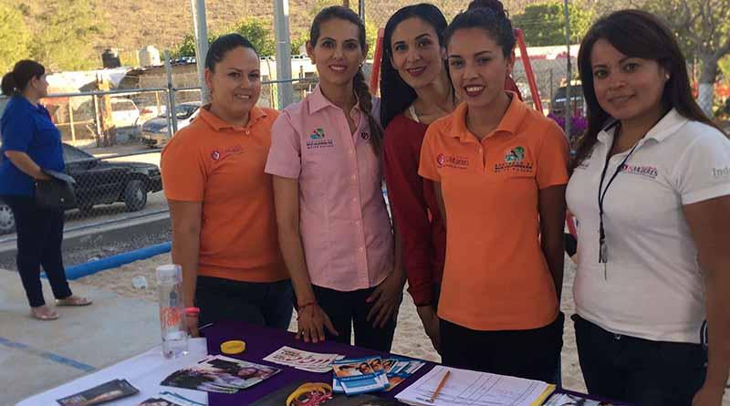 Más de 900 mujeres y sus familias atendidas por  ISMUJERES en jornadas de Vivir En Paz