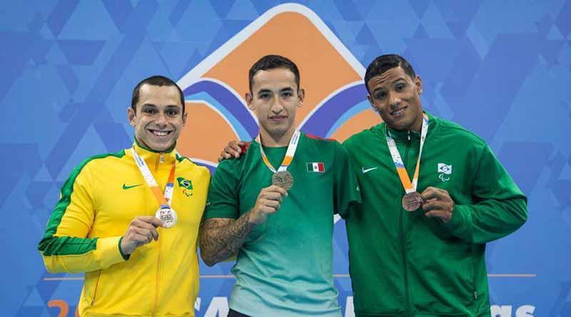 Luis Andrade cierra con 4 medallas en el CAN-AM