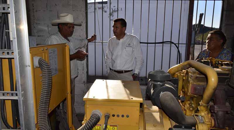 Asegura SEDESO servicio de energía eléctrica en islas y comunidades del norte del estado
