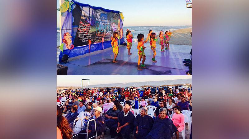 Plenilunio rural en playa de La Ribera rompe expectativa con la participación de 600 asistentes; Alan Castro