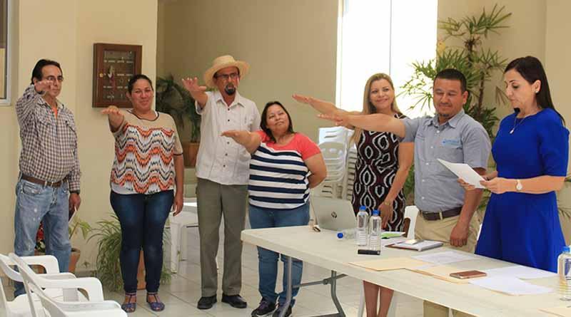 Se conforma comité de pueblos históricos en delegación municipal de Santiago