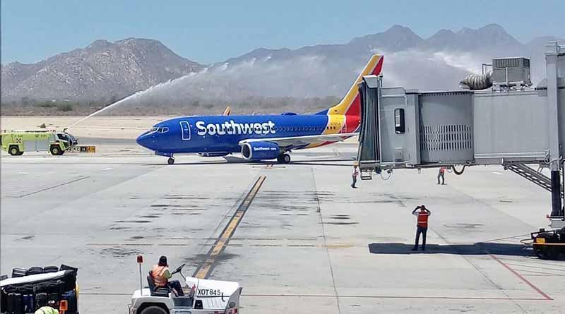 Se fortalece la conectividad aérea en Los Cabos