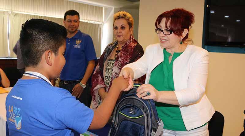 Niños del quinto Cabildo Infantil visitaron SEP, sus principales propuestas promover valores y sus derechos