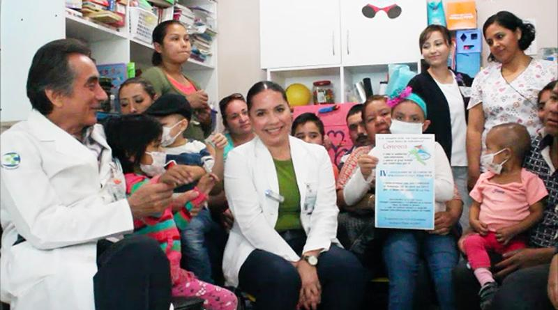 SSA de BCS desarrollará caminata para celebrar logros de la unidad de oncología pediátrica