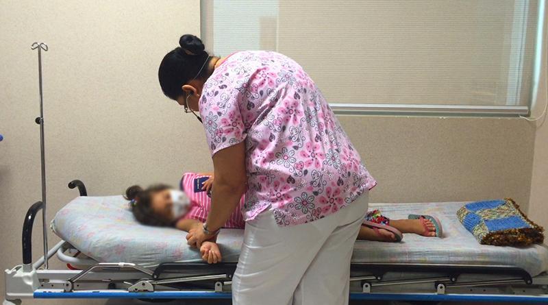 BCS Tiene hoy mejores condiciones para diagnosticar niños con cáncer