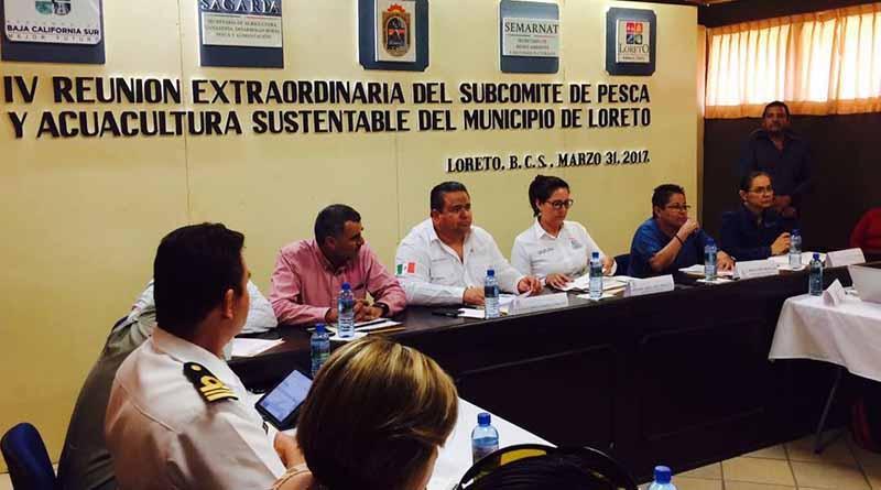 Reitera SEPADA compromiso con el   desarrollo pesquero de Loreto