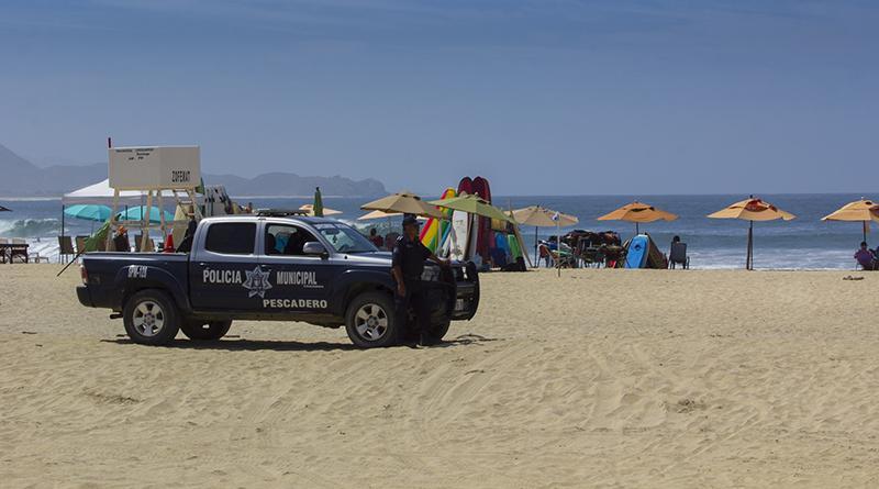 DGSPPPTM Continuará vigilancia en playas de delegaciones