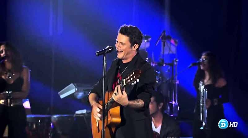 Alejandro Sanz transmitirá en vivo vía streaming concierto que ofrecerá en Madrid