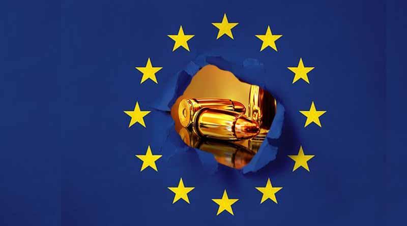 Unión Europea endurece reglas para adquisición y posesión de armas