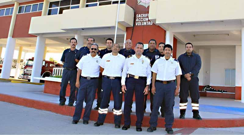 Bomberos de La Paz, listos para operativo de Semana Santa