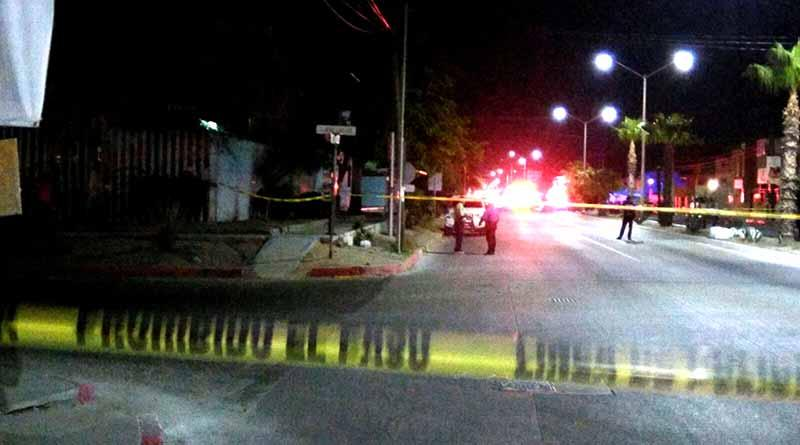 Asesinan a tiros a comandante de la PEP frente al Cereso de La Paz