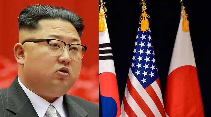 EUA, Surcorea y Japón preparan reunión para frenar amenaza norcoreana